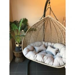 Double crazy hangstoel