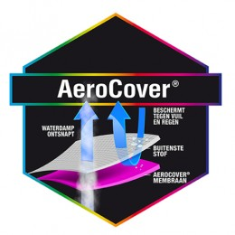 Aerocover ronde tuinsethoes 200x85cm